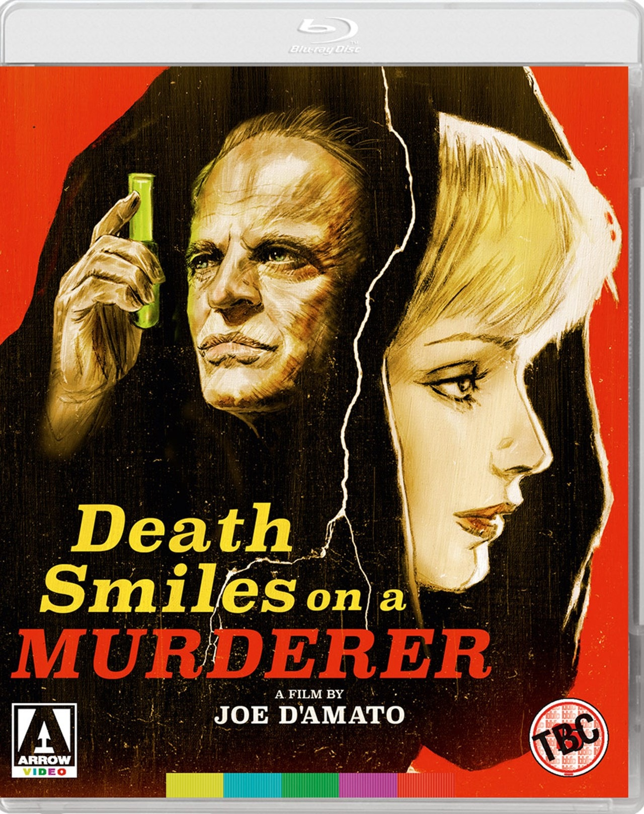 Death Smiles On a Murderer - 1