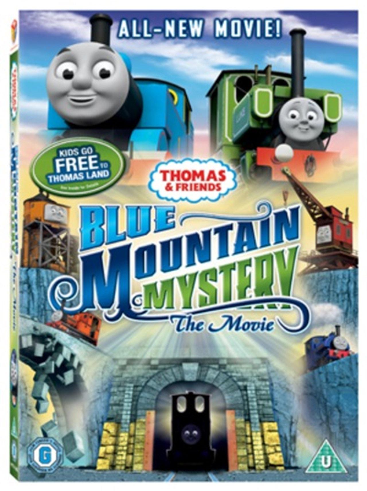 Thomas & Friends: Blue Mountain Mystery - The Movie - 1