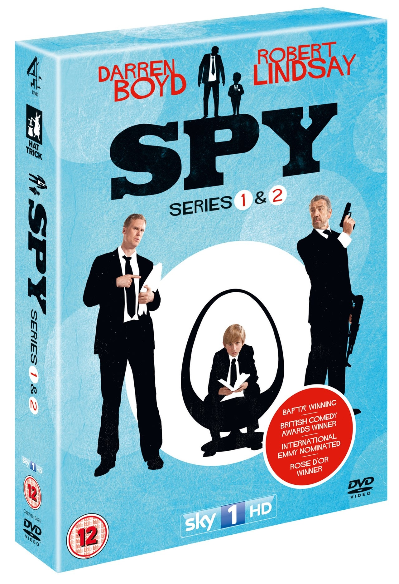 Spy: Series 1 and 2 - 2