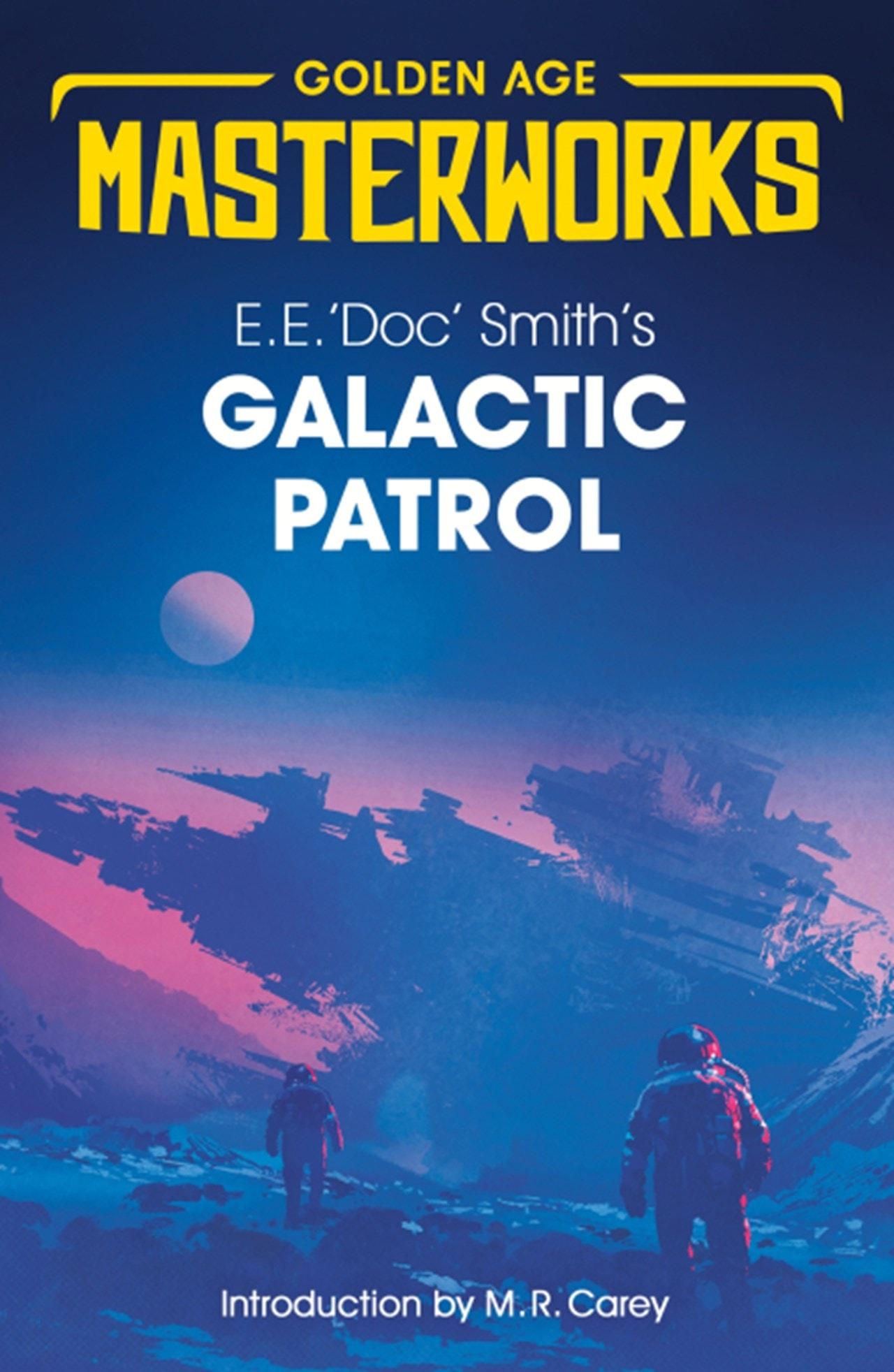 Galactic Patrol - 1