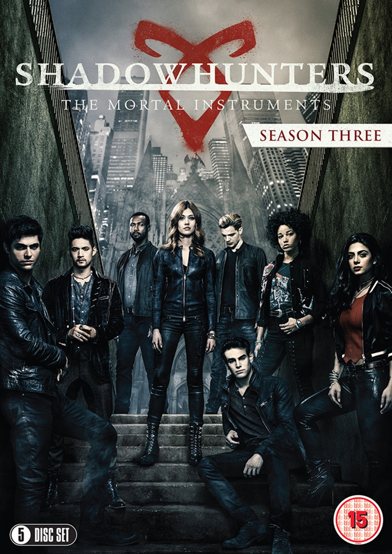 Shadowhunters: Season Three - 1