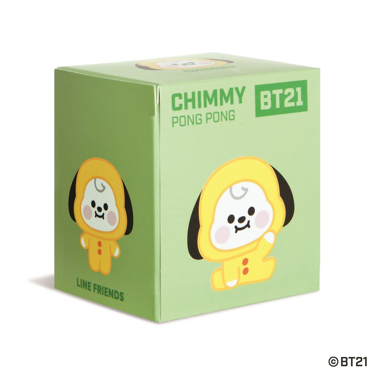Chimmy Baby Pong Pong: BT21 Soft Toy - 3