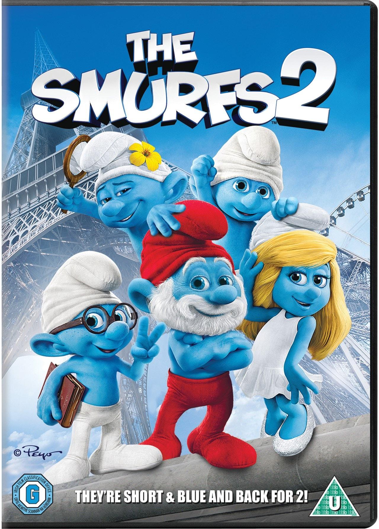 The Smurfs 2 - 1