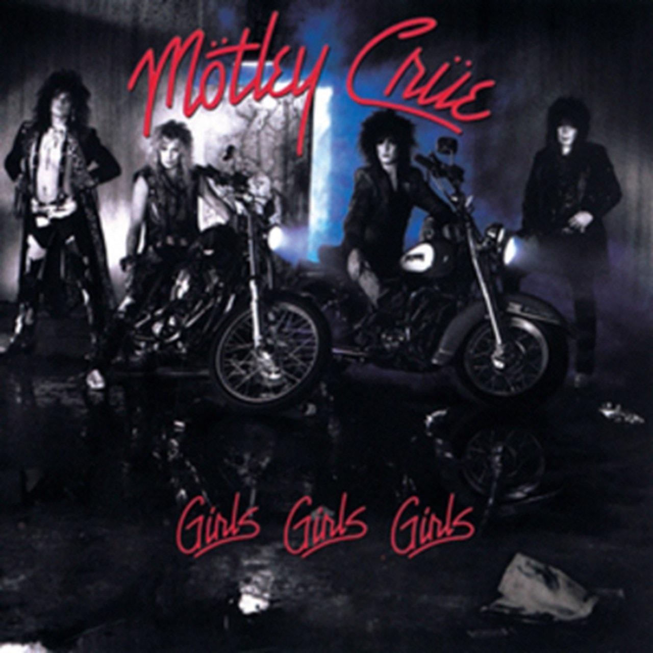 Girls, Girls, Girls - 1