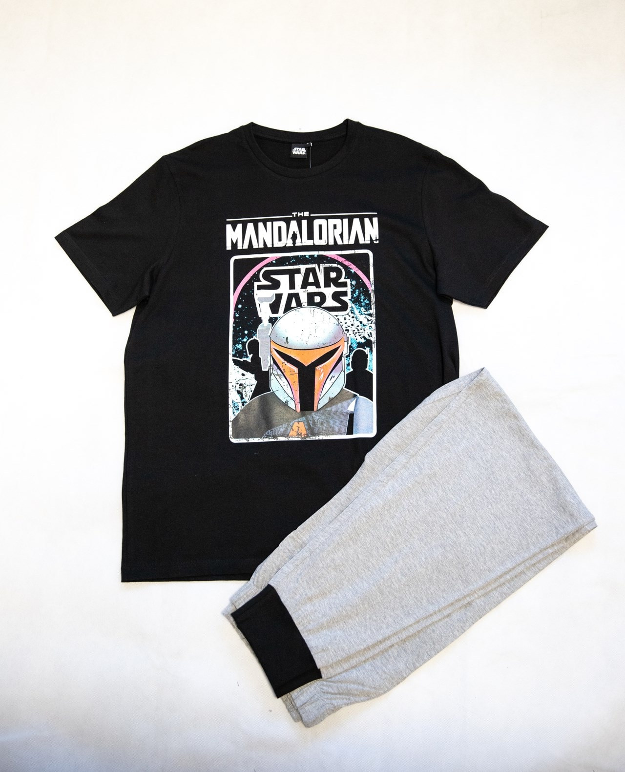 The Mandalorian: Star Wars Pyjama Set (Small) - 1