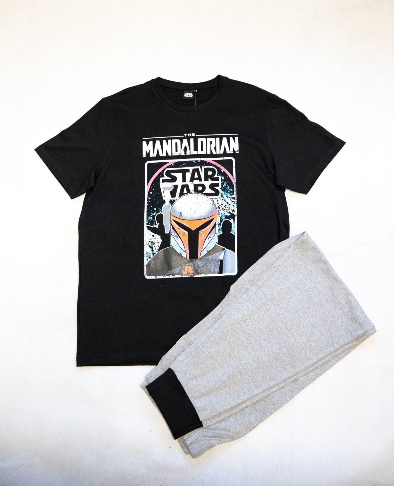 The Mandalorian: Star Wars Pyjama Set (Small) - 1