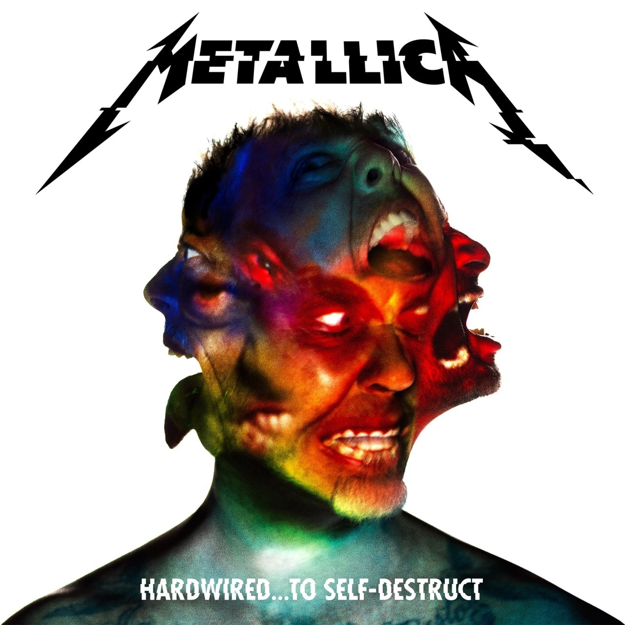 Hardwired... To Self-destruct - 1