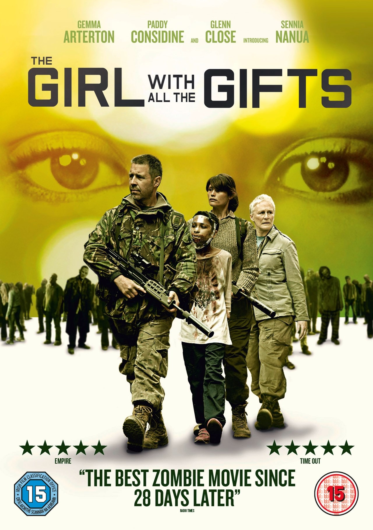 The Girl With All the Gifts - 1