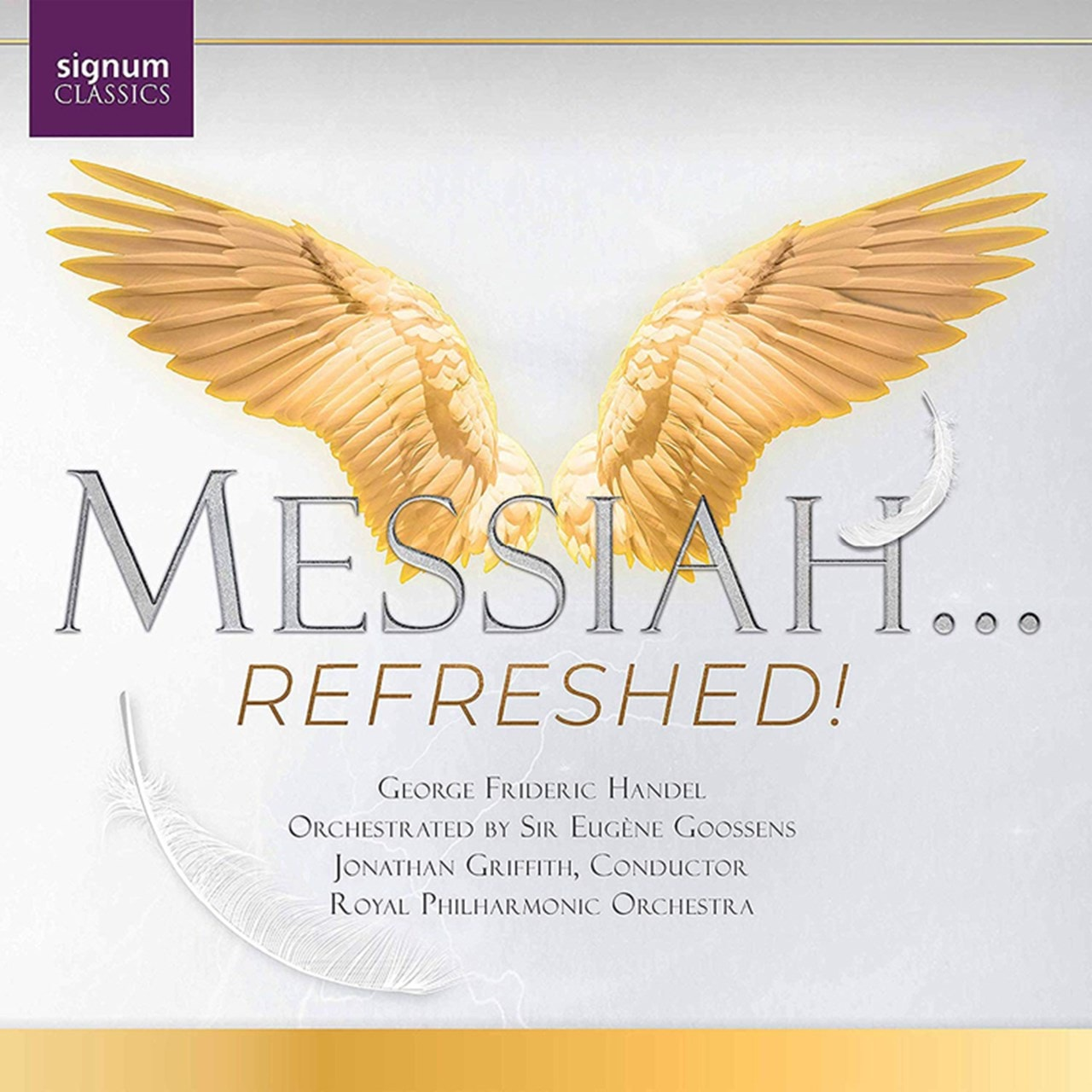 Messiah...refreshed! - 1