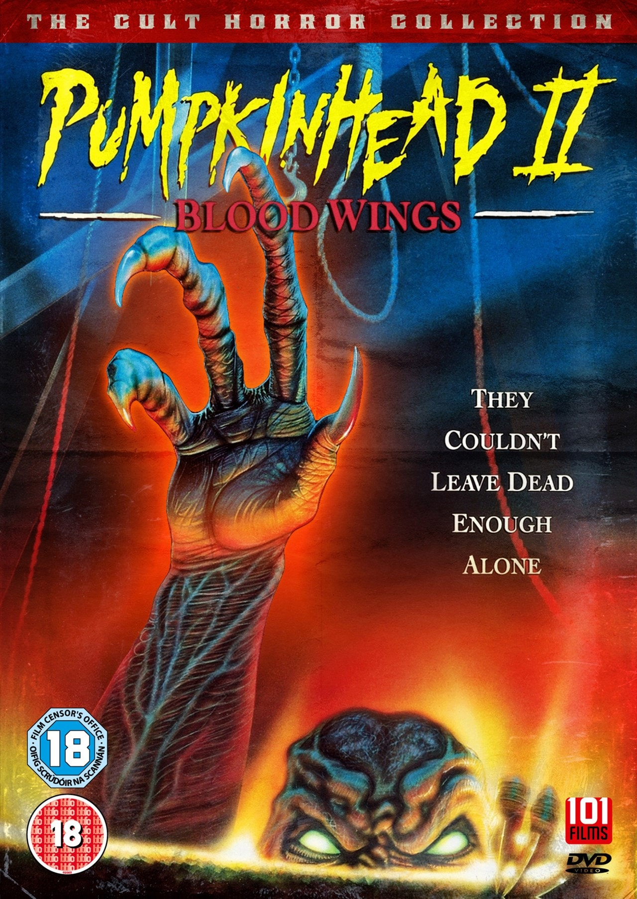 Pumpkinhead 2 - Blood Wings - 1