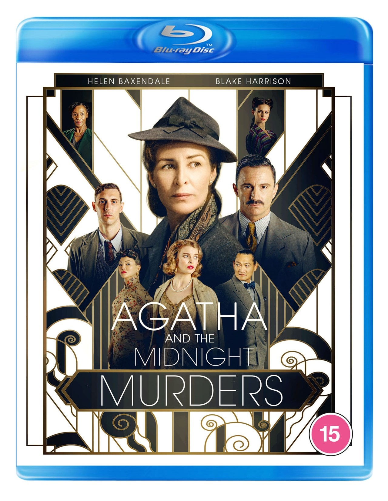 Agatha and the Midnight Murders - 1