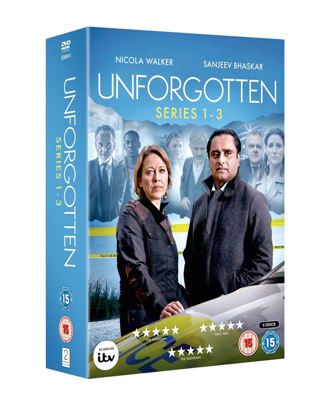 Unforgotten: Series 1-3 - 2