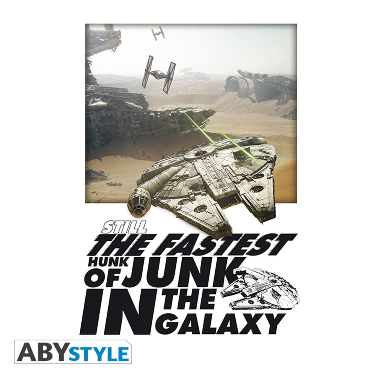 Star Wars: Millenium Falcon (Small) - 2