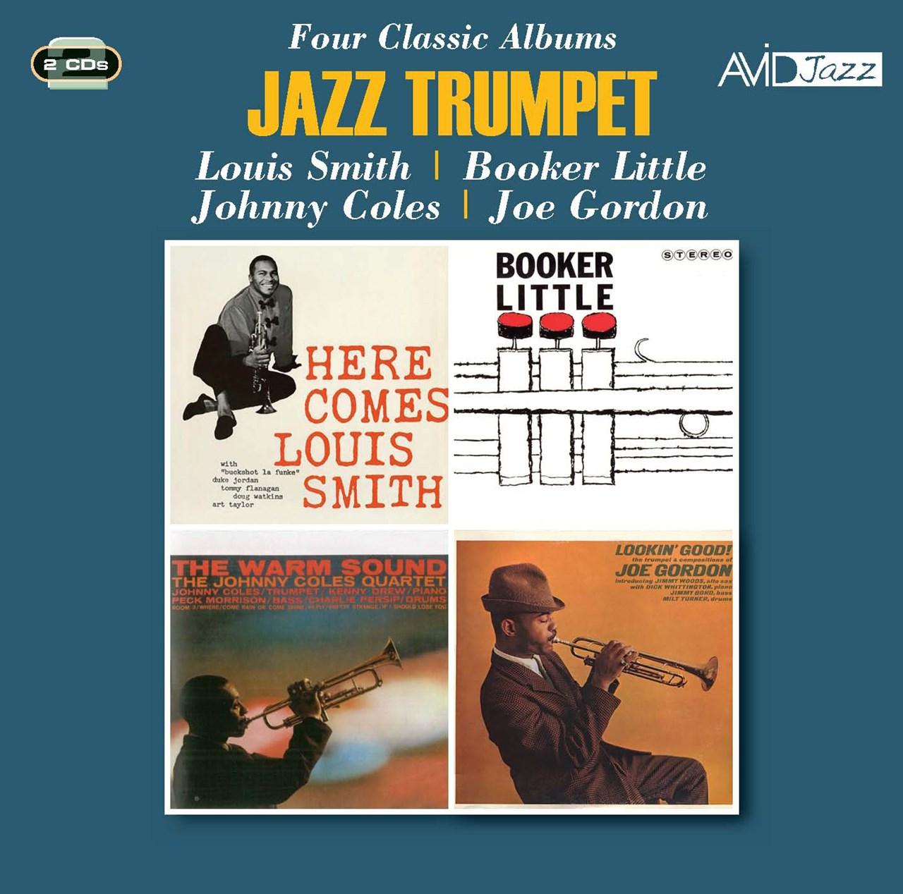 Four Classic Albums: Jazz Trumpets - 1