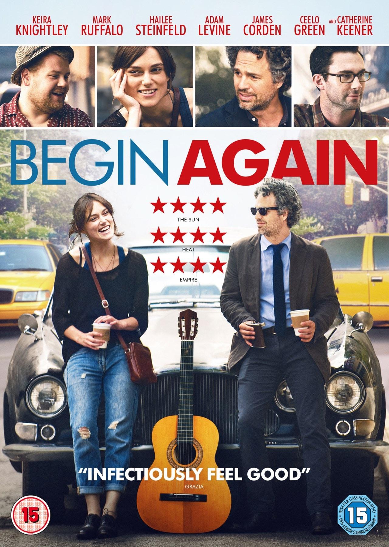 Begin Again - 1