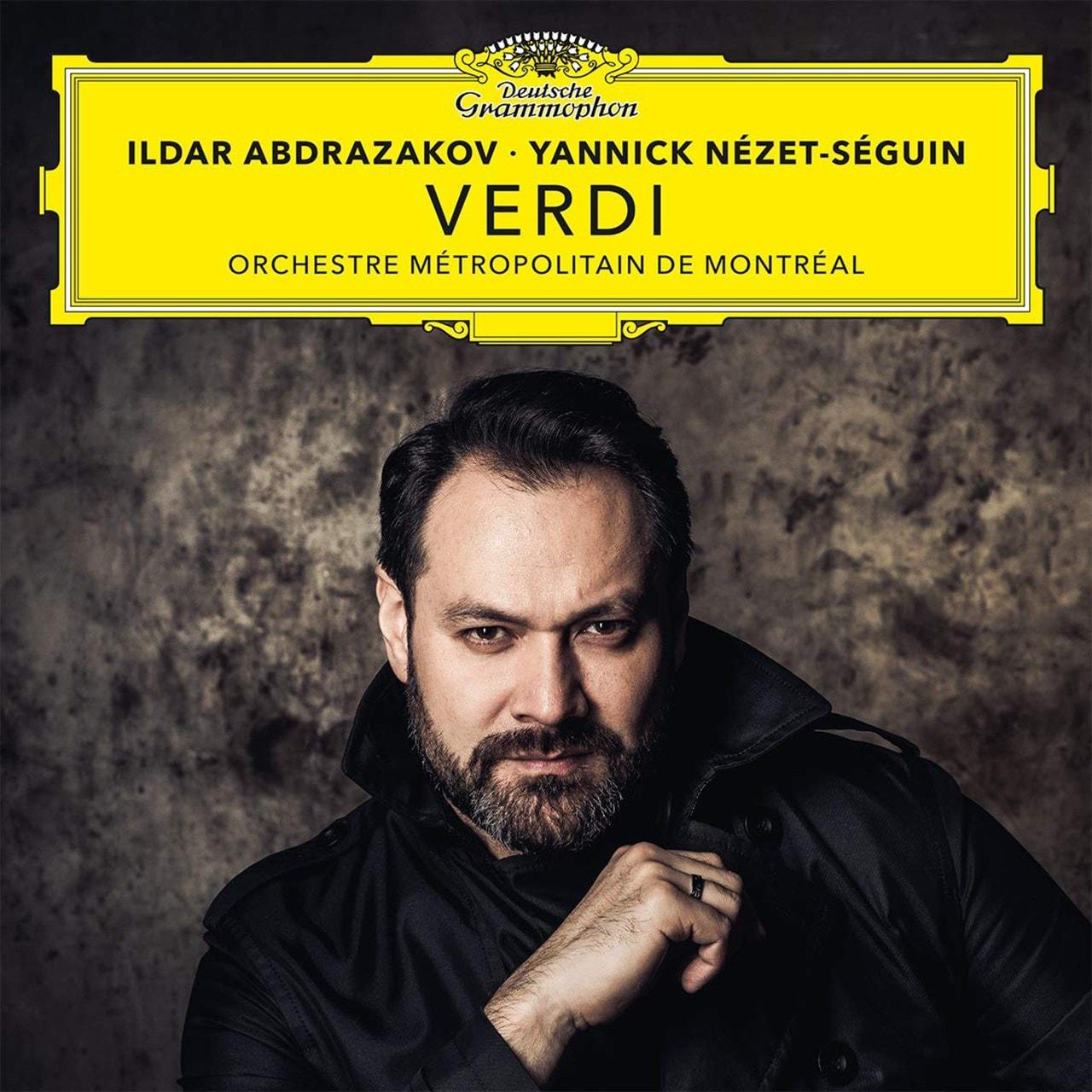 Ildar Abdrazakov: Verdi - 1