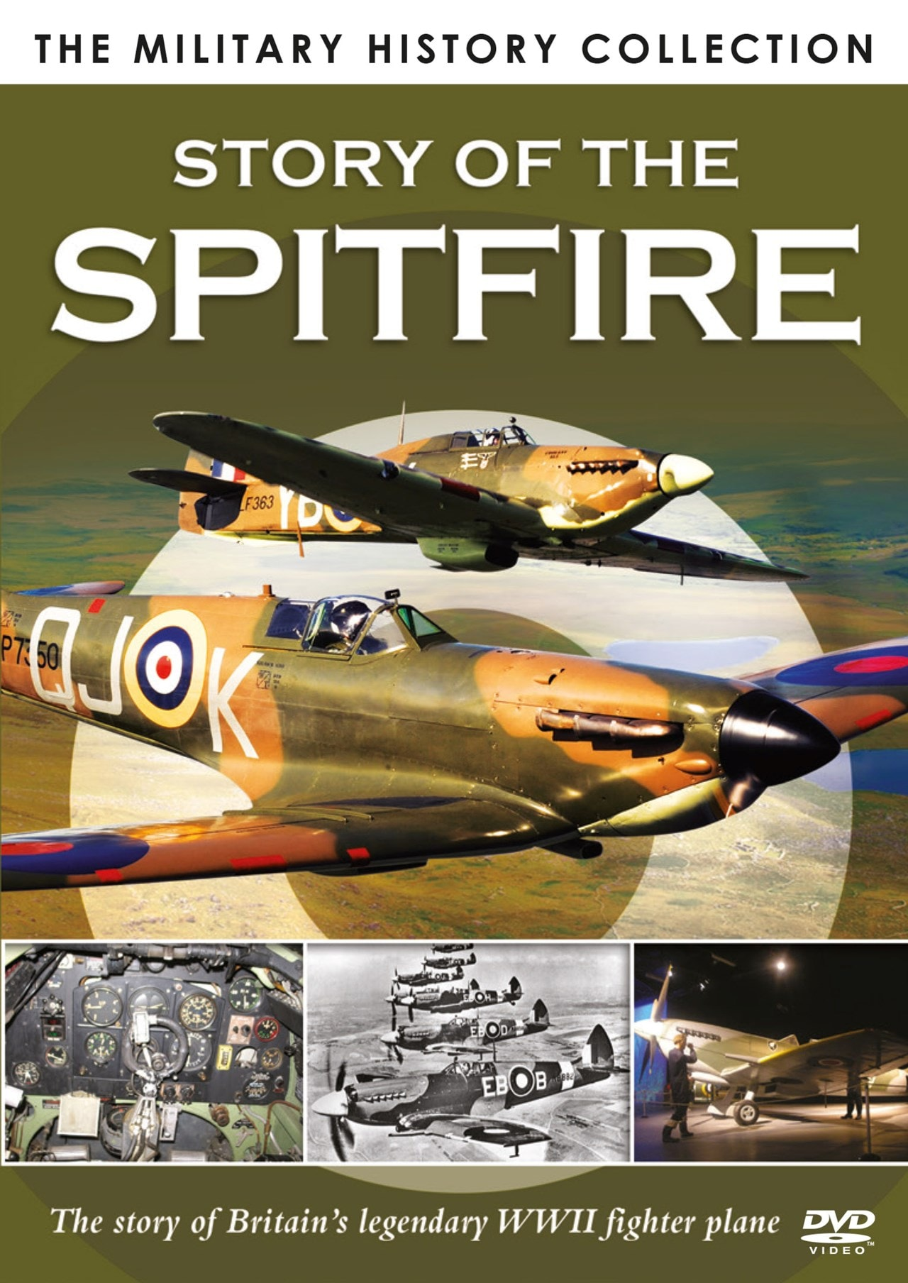 The Military History Collection: The Story of the Spitfire - 1