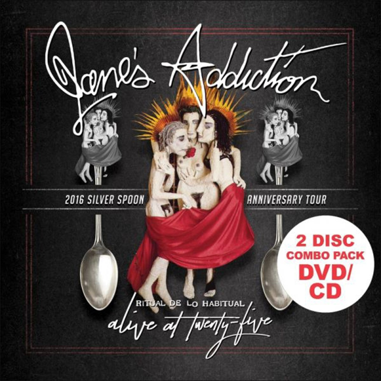 Jane's Addiction: Alive at Twenty-five - 1
