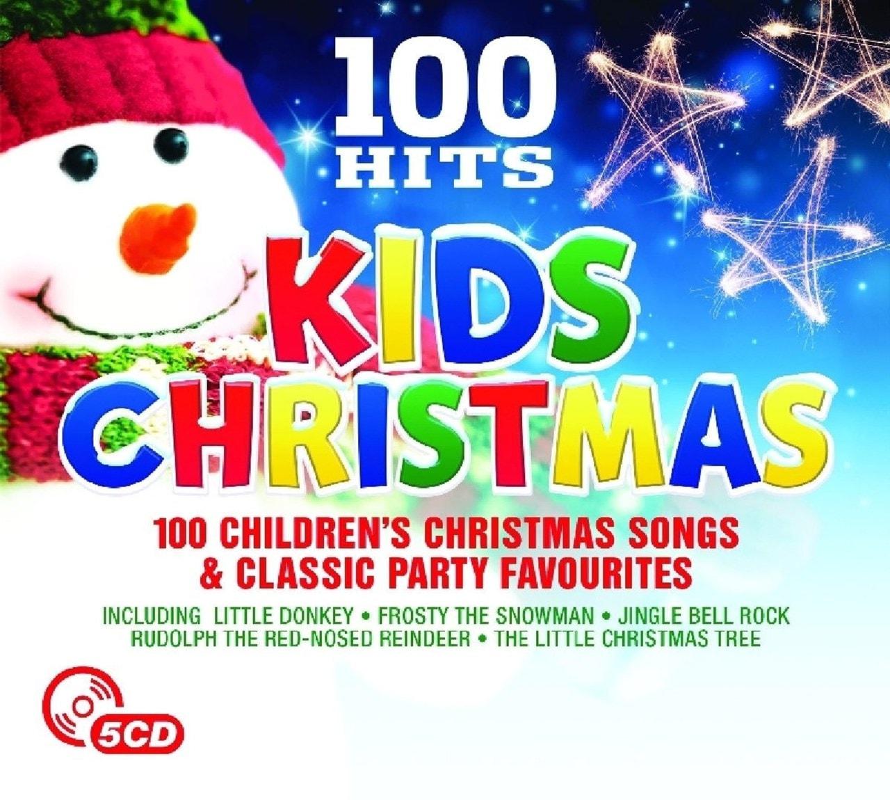 100 Hits: Kids Christmas - 1