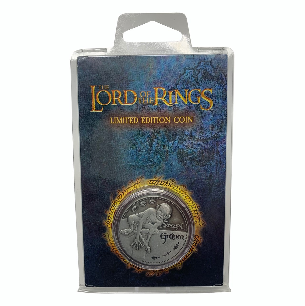 The Lord of the Rings: Gollum Limited Edition Coin - 6
