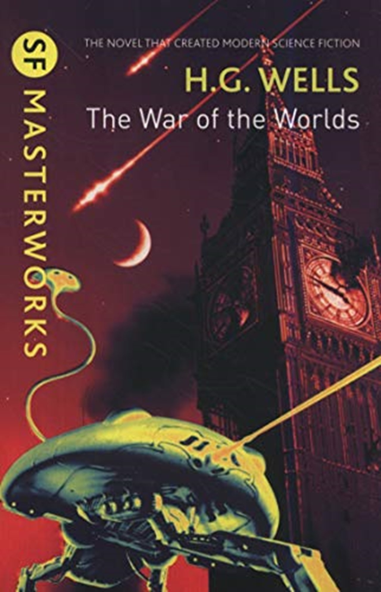 The War Of The Worlds - 1