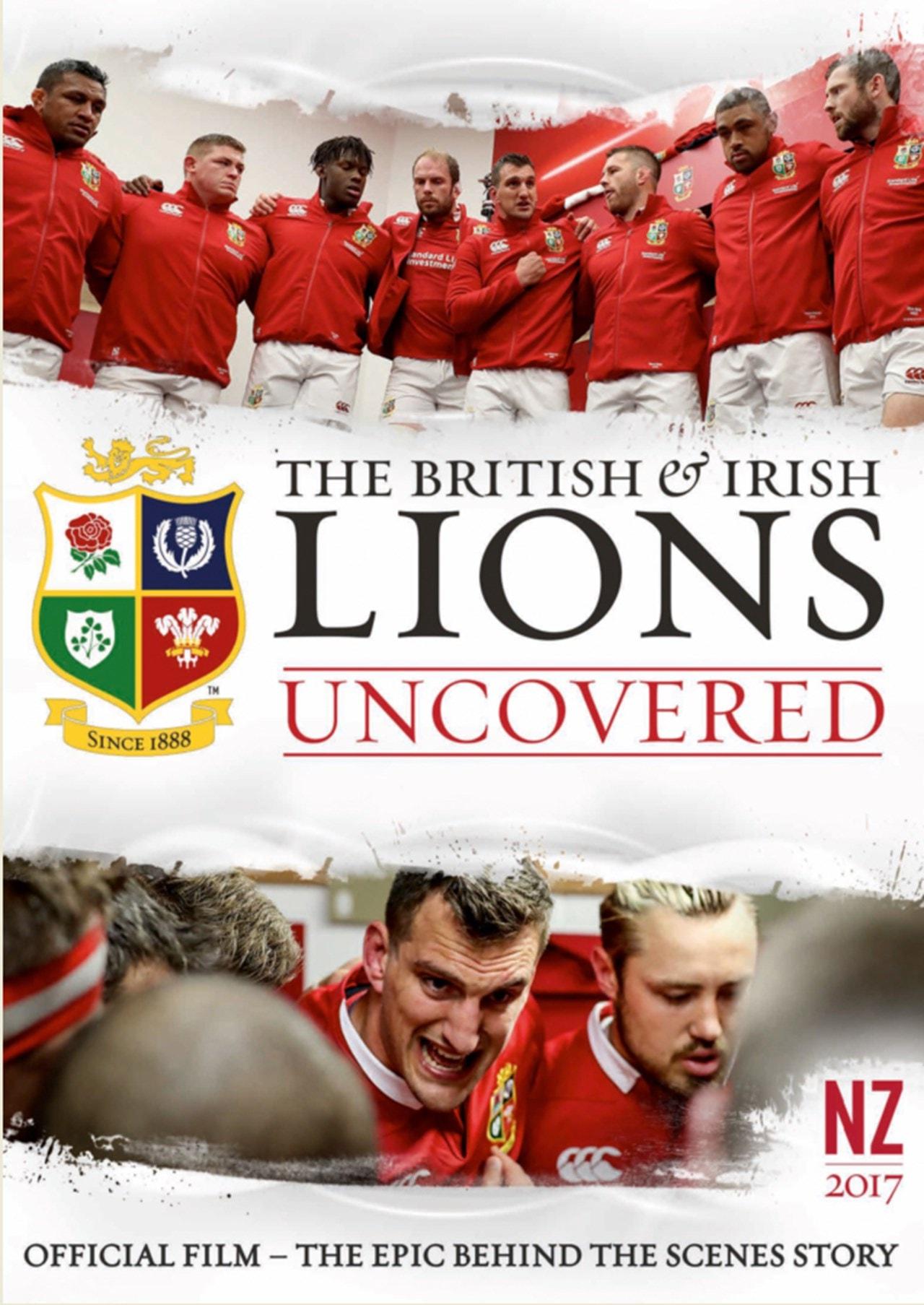 British and Irish Lions: Uncovered - 1