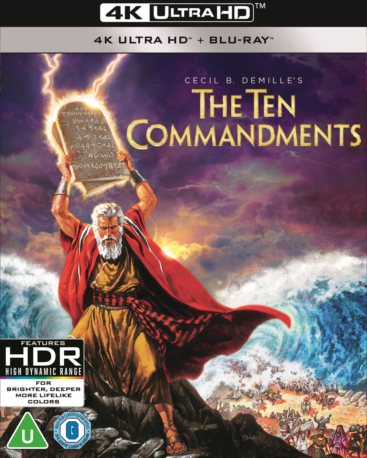 The Ten Commandments - 1