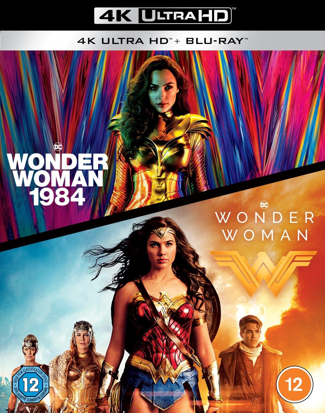 Wonder Woman/Wonder Woman 1984 - 1