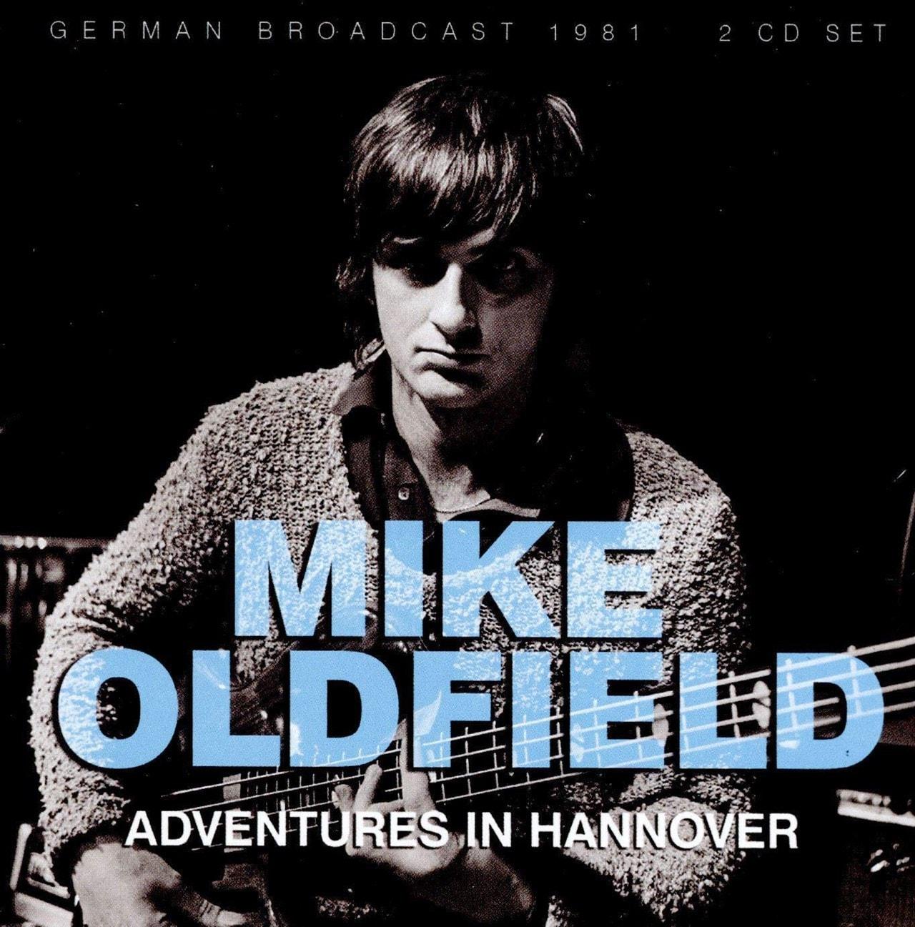 Adventures in Hannover: German Broadcast 1981 - 1