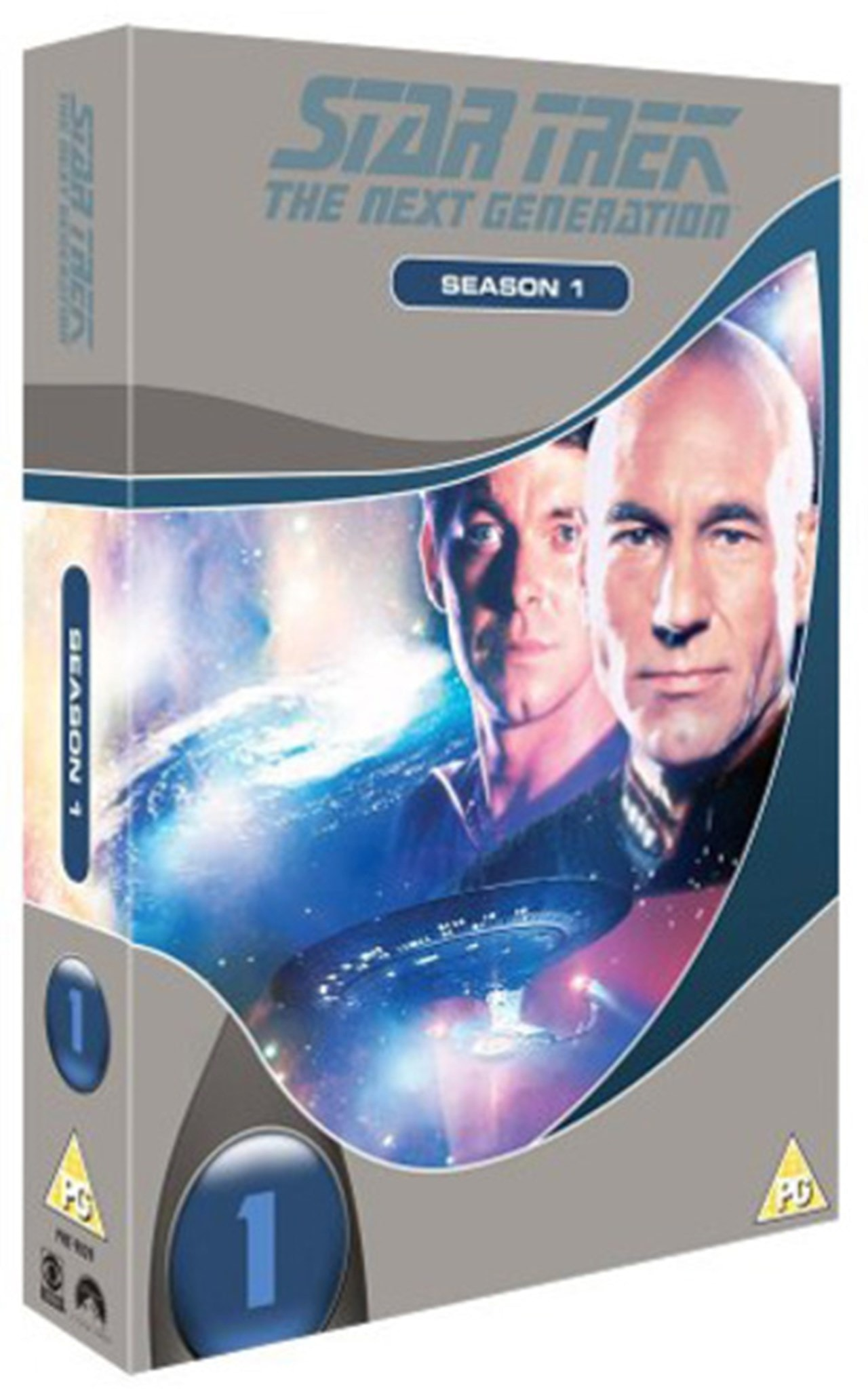 Star Trek the Next Generation: The Complete Season 1 - 1