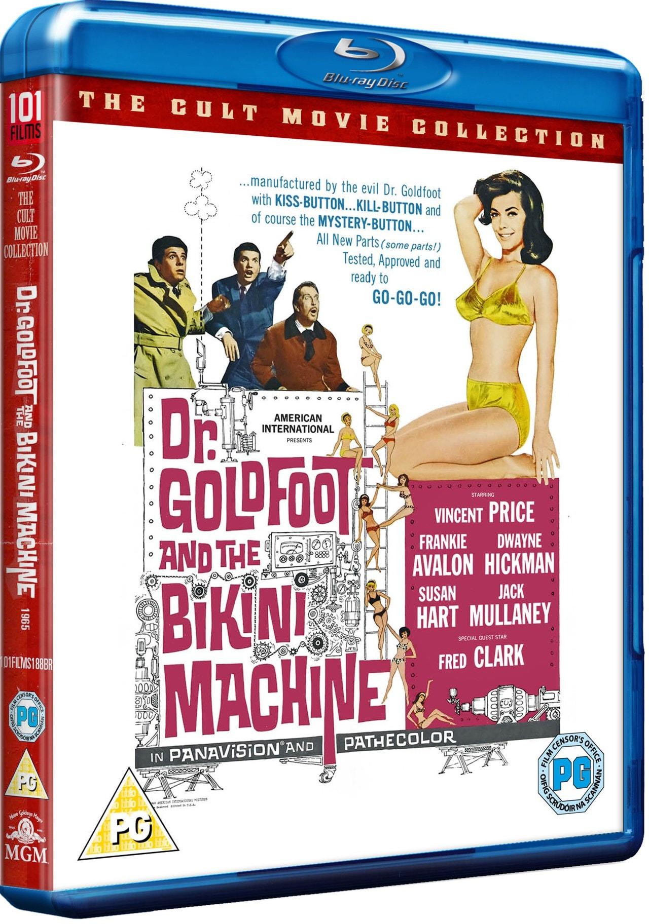 Dr. Goldfoot and the Bikini Machine - 2