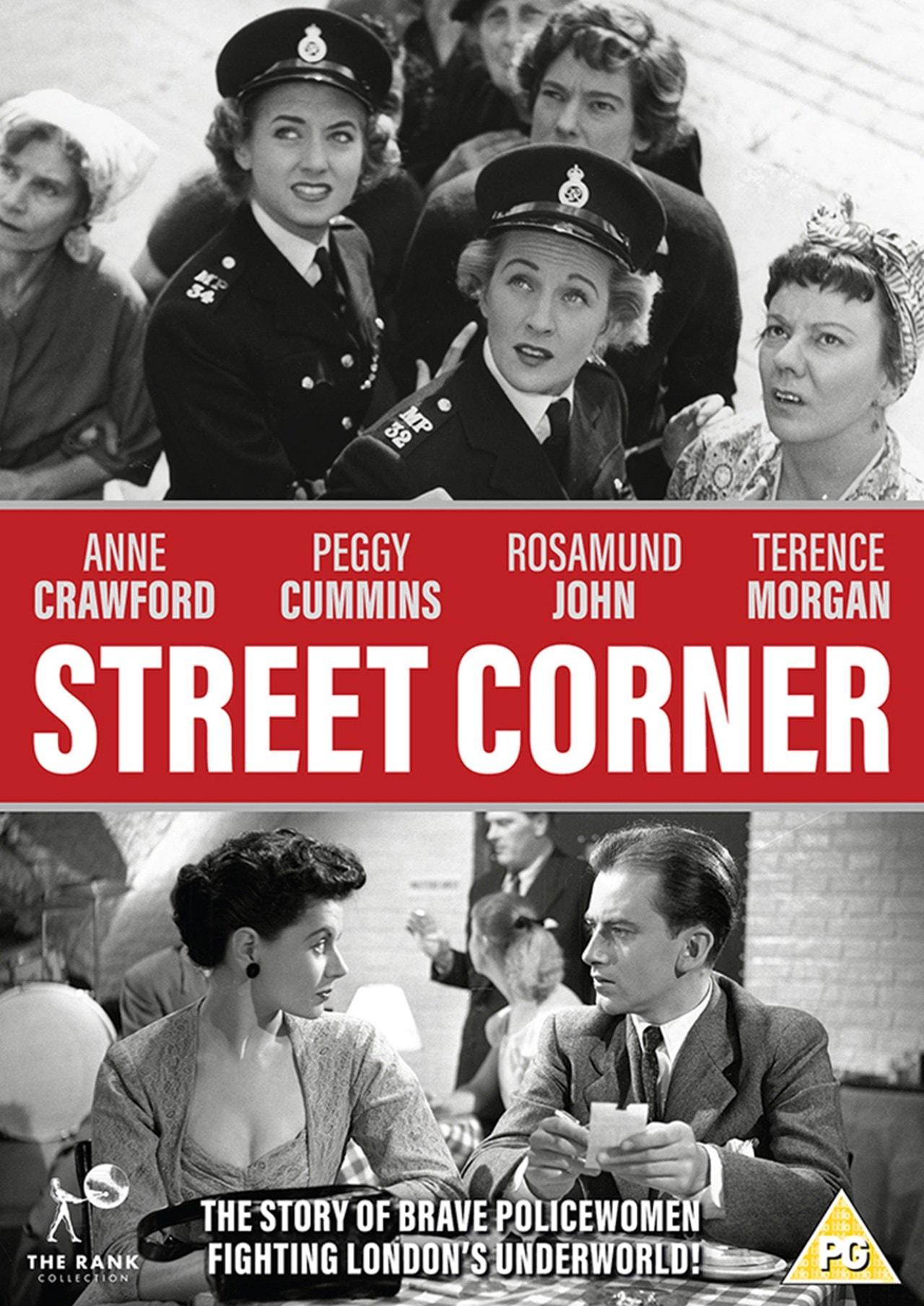 Street Corner - 1