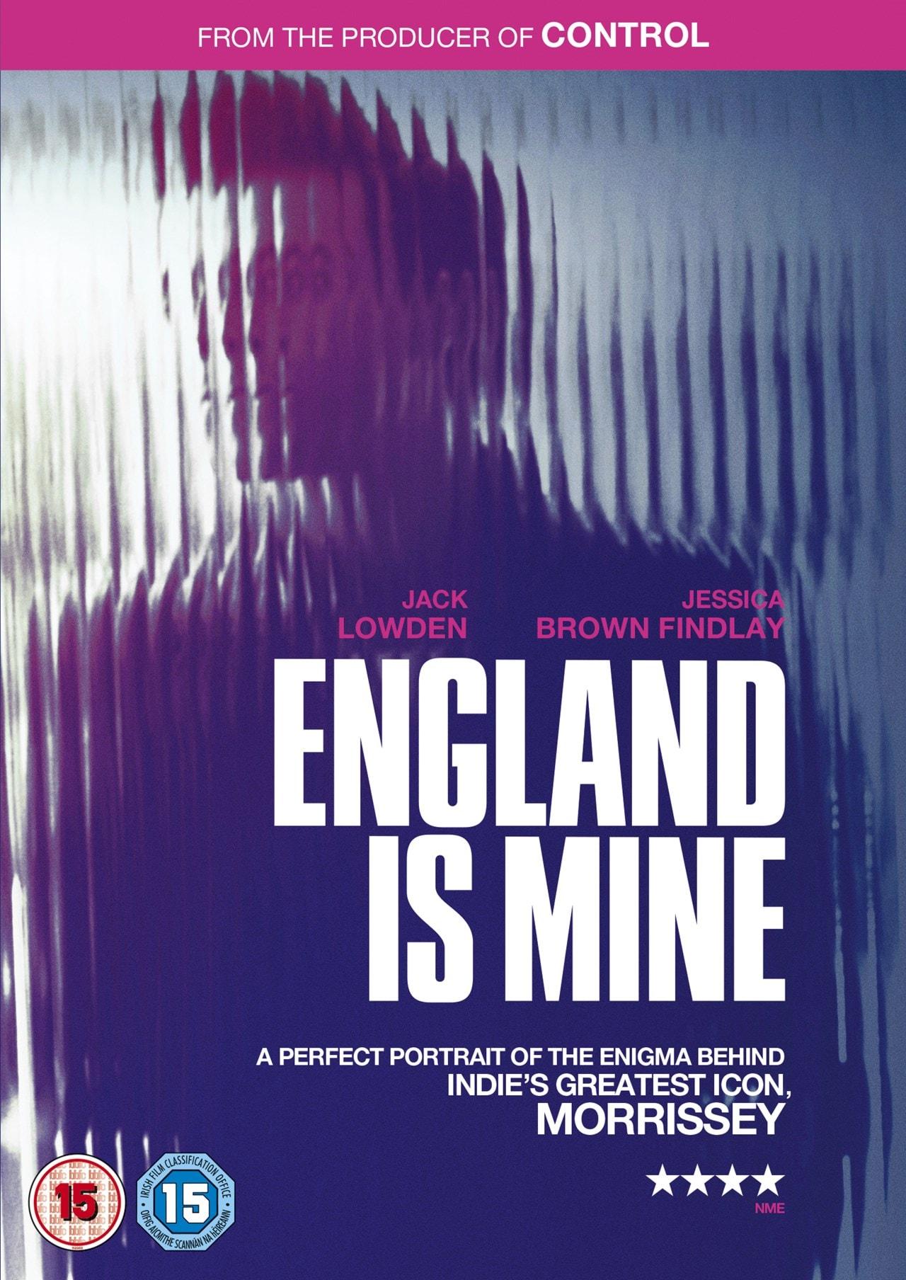 England Is Mine - 1