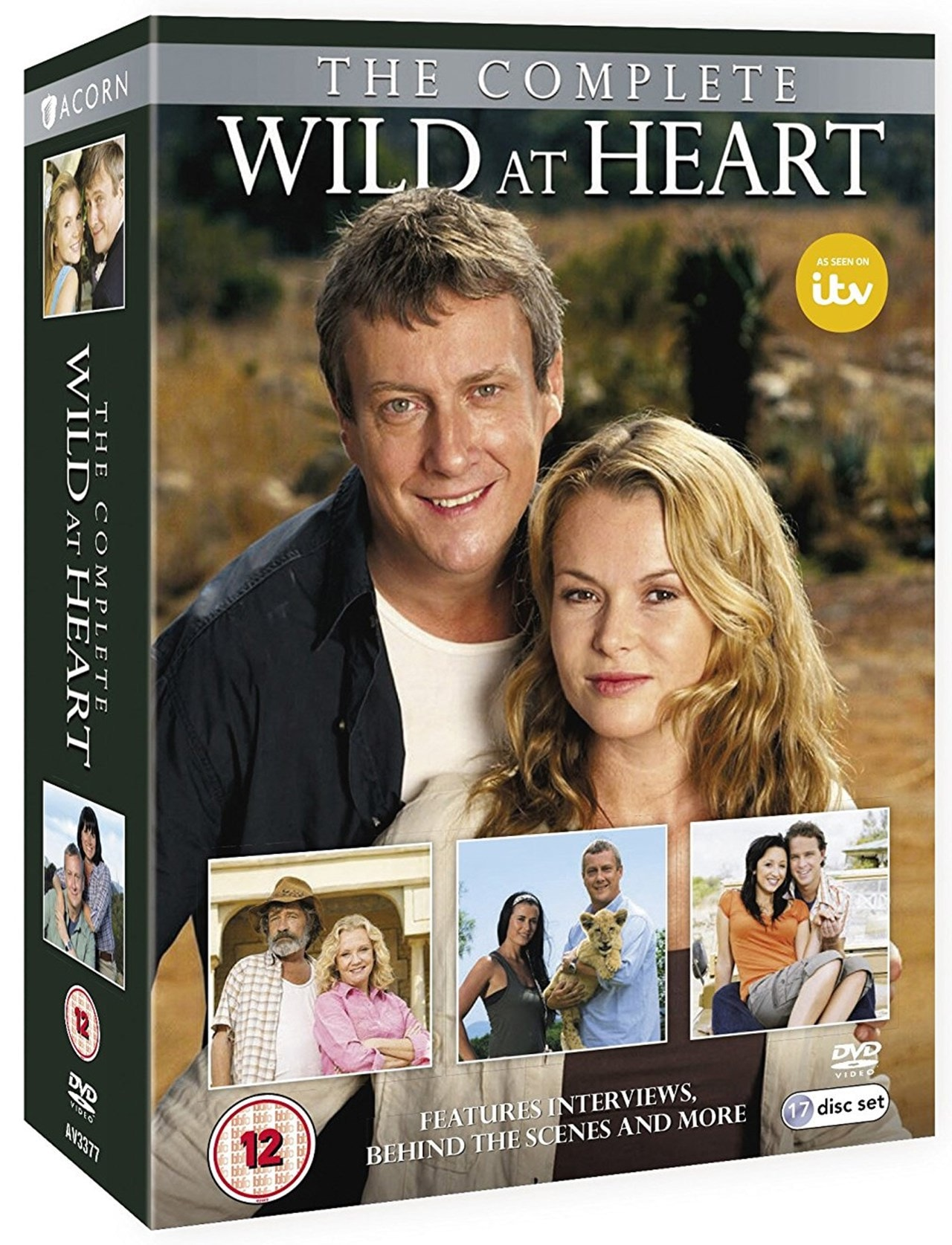 Wild at Heart: The Complete Series - 1