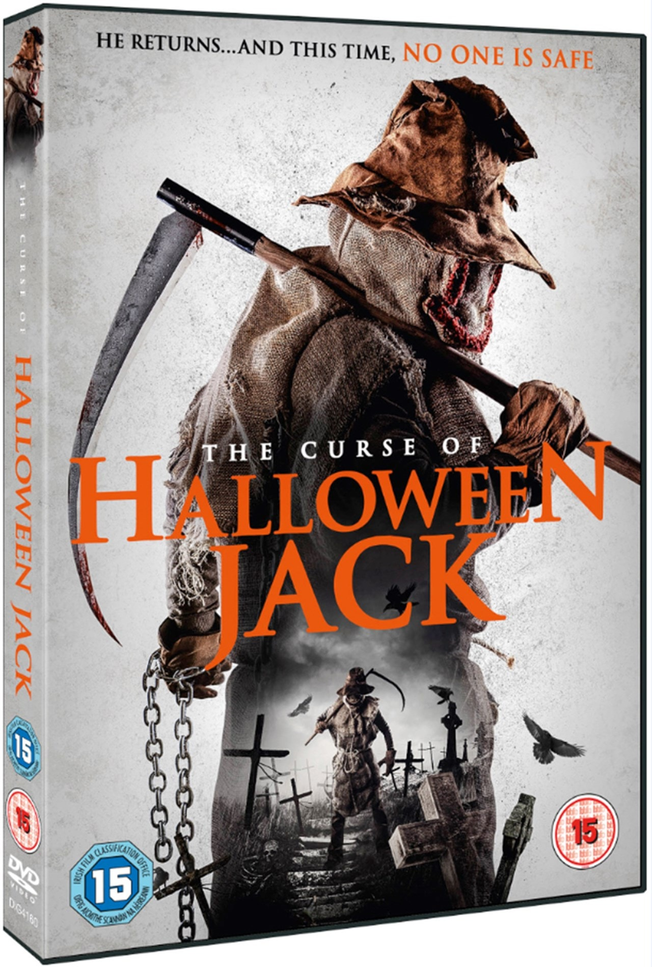 The Curse of Halloween Jack - 2