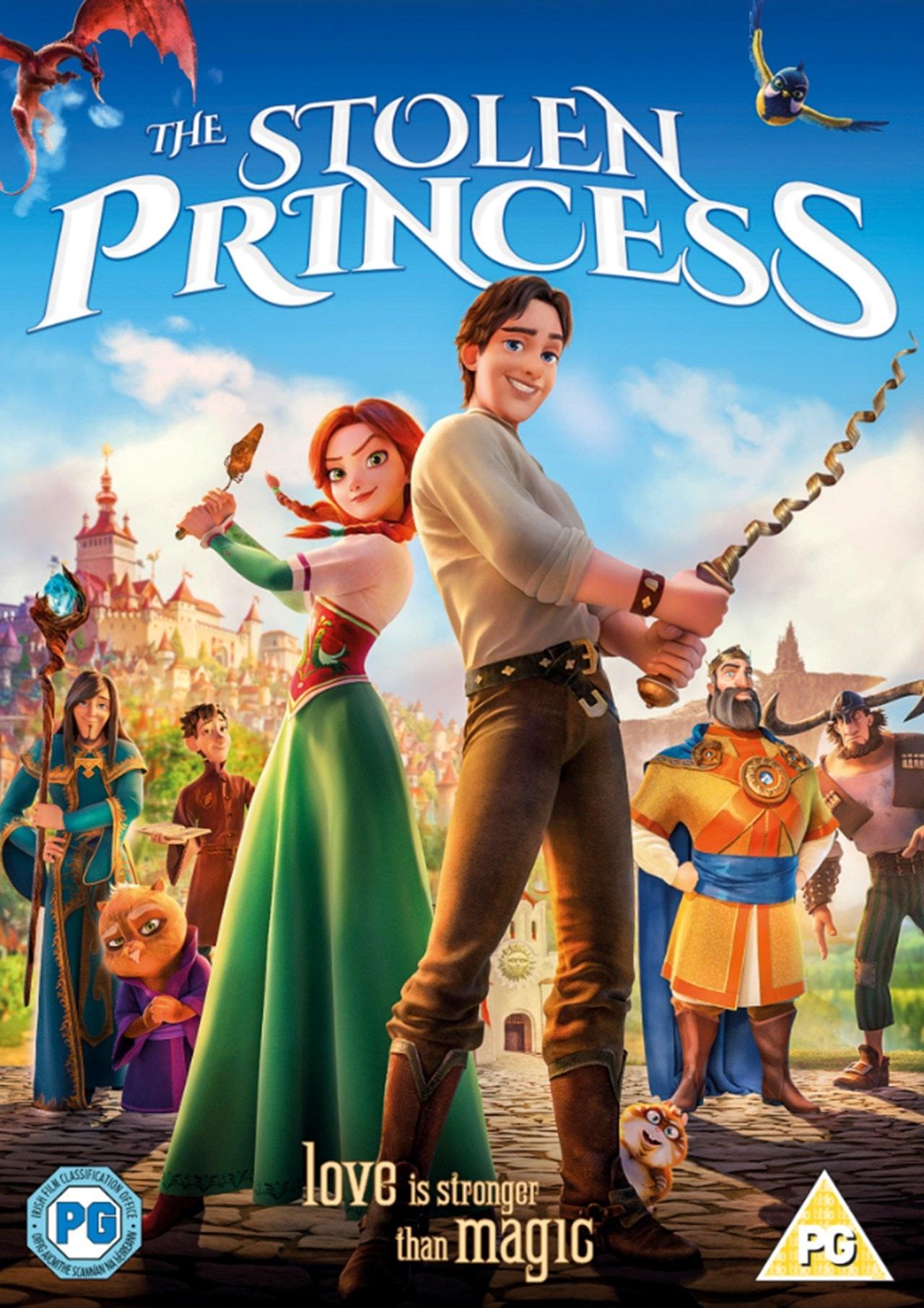 The Stolen Princess - 1