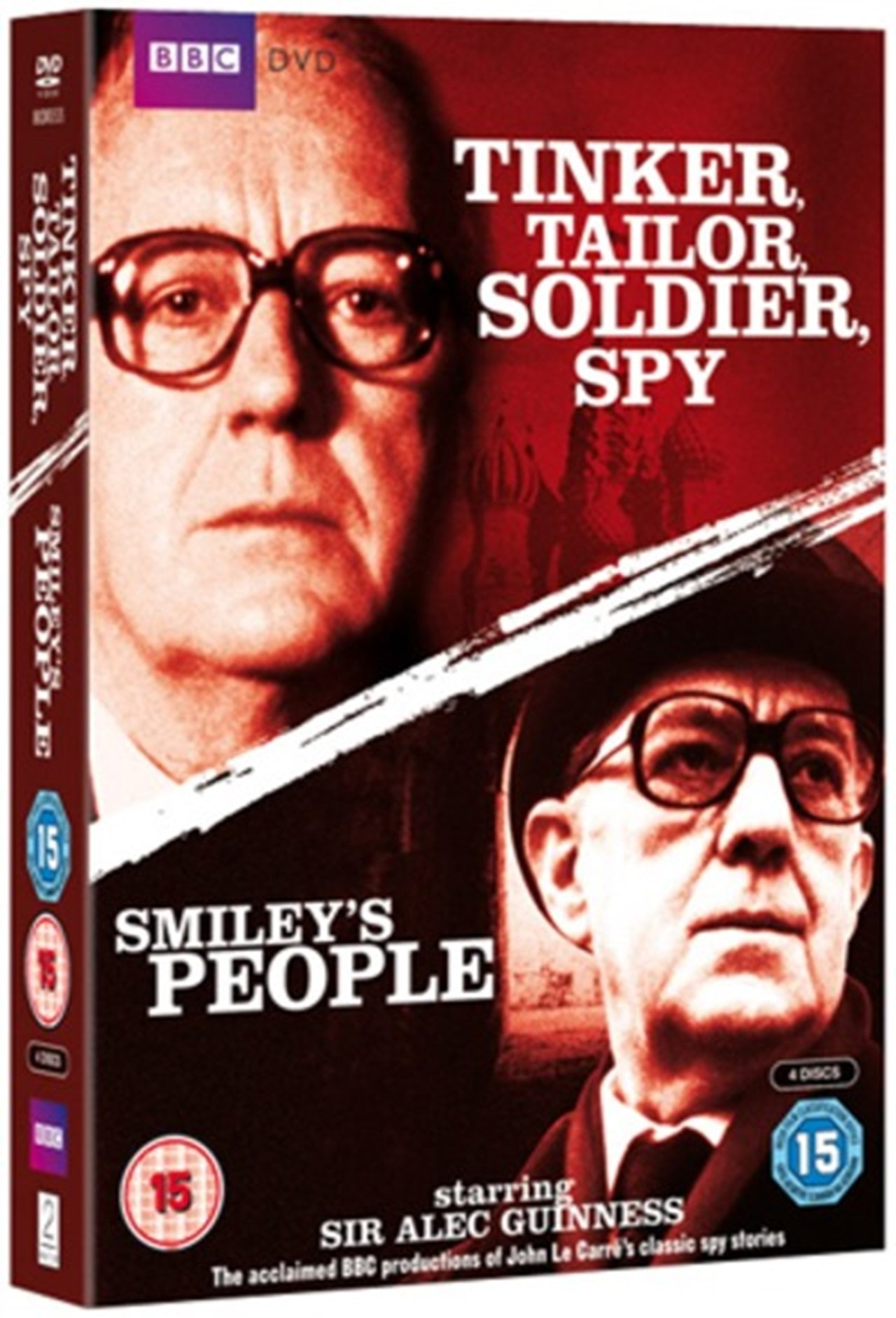 Tinker, Tailor, Soldier, Spy/Smiley's People - 1