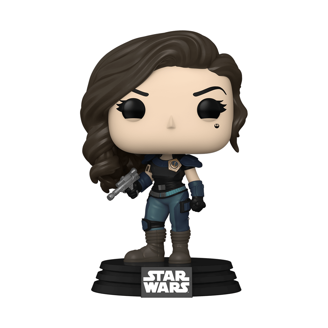 The Mandalorian: Cara Dune (403) Star Wars Pop Vinyl - 1