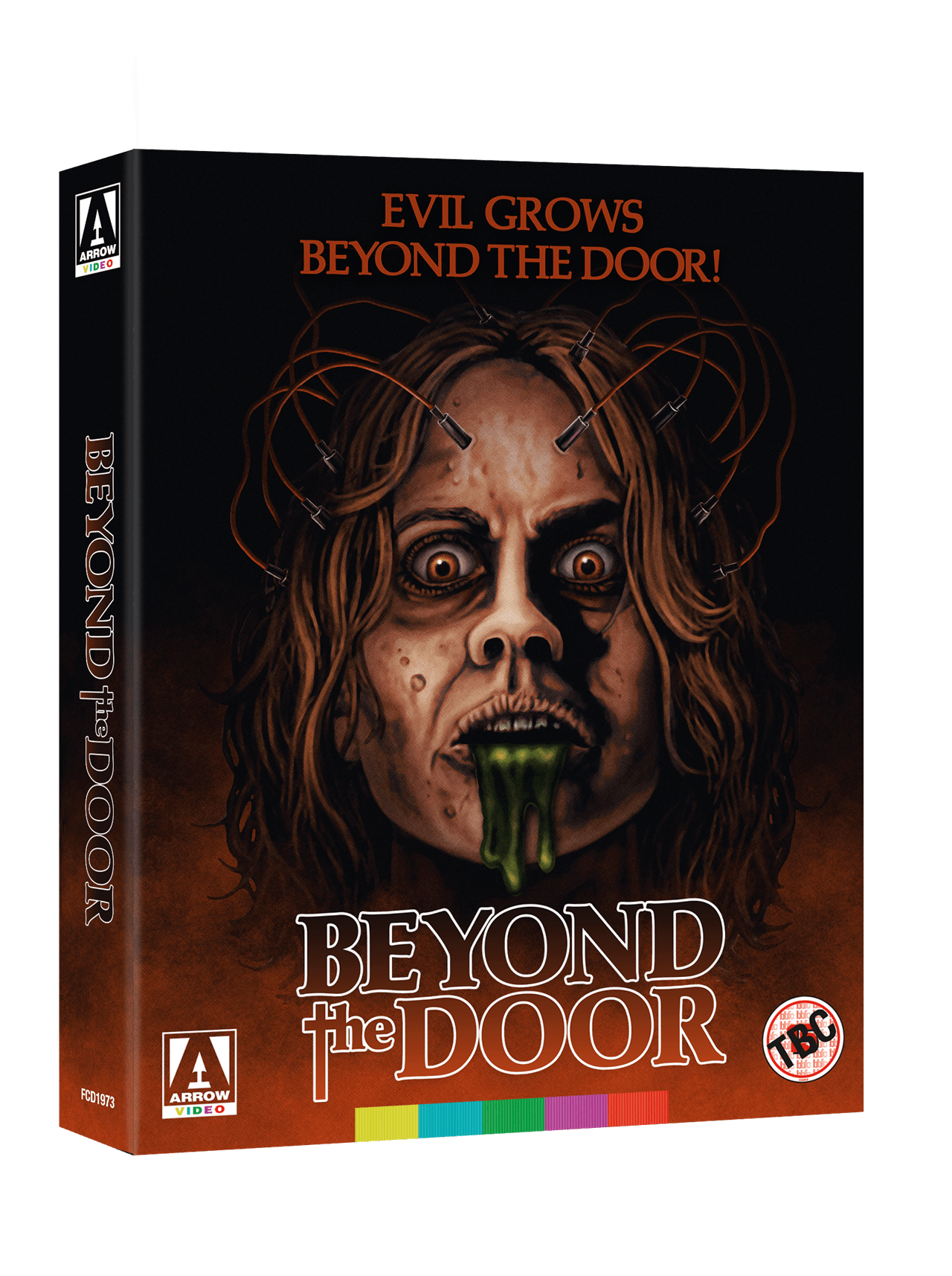 Beyond the Door - 3