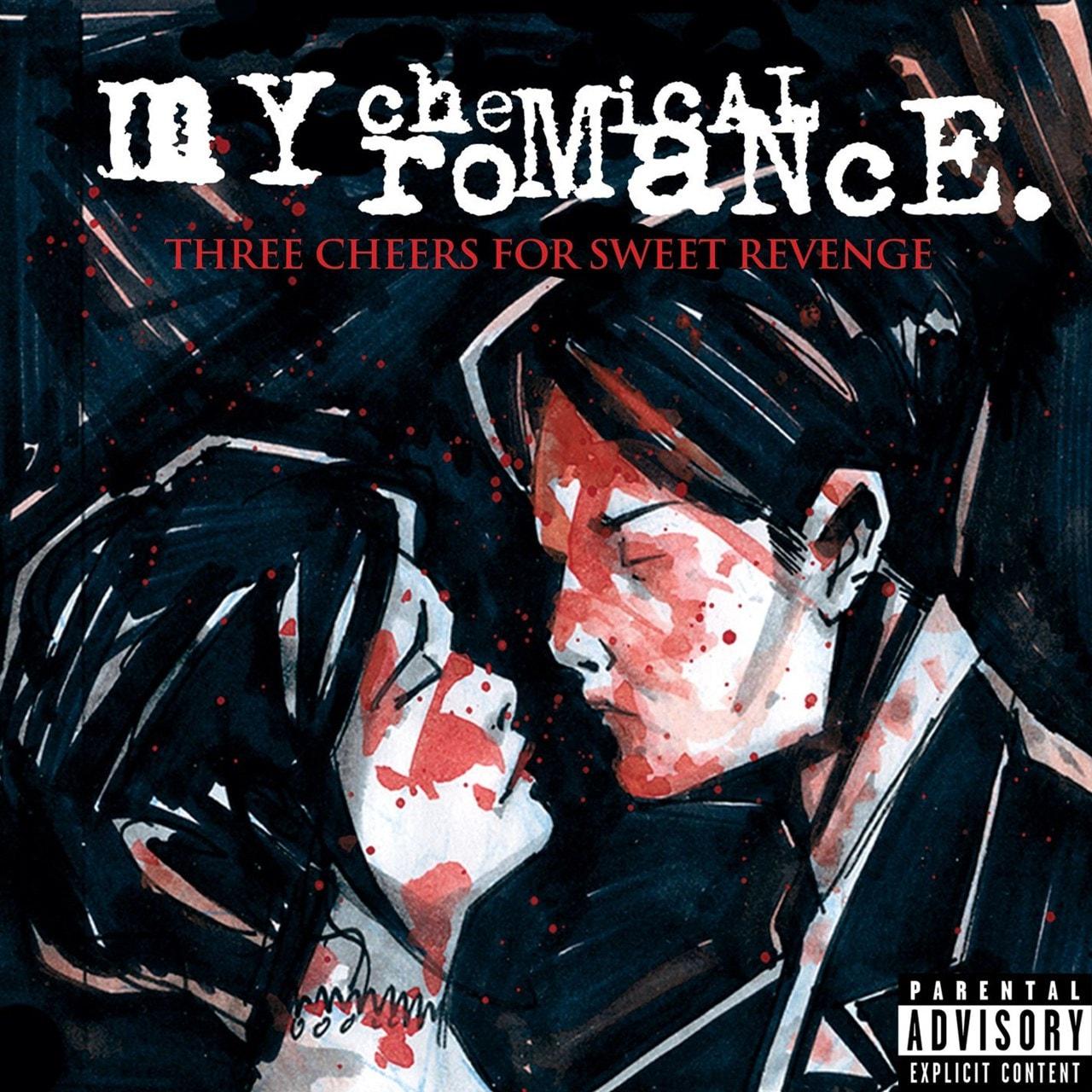 Three Cheers for Sweet Revenge - 1