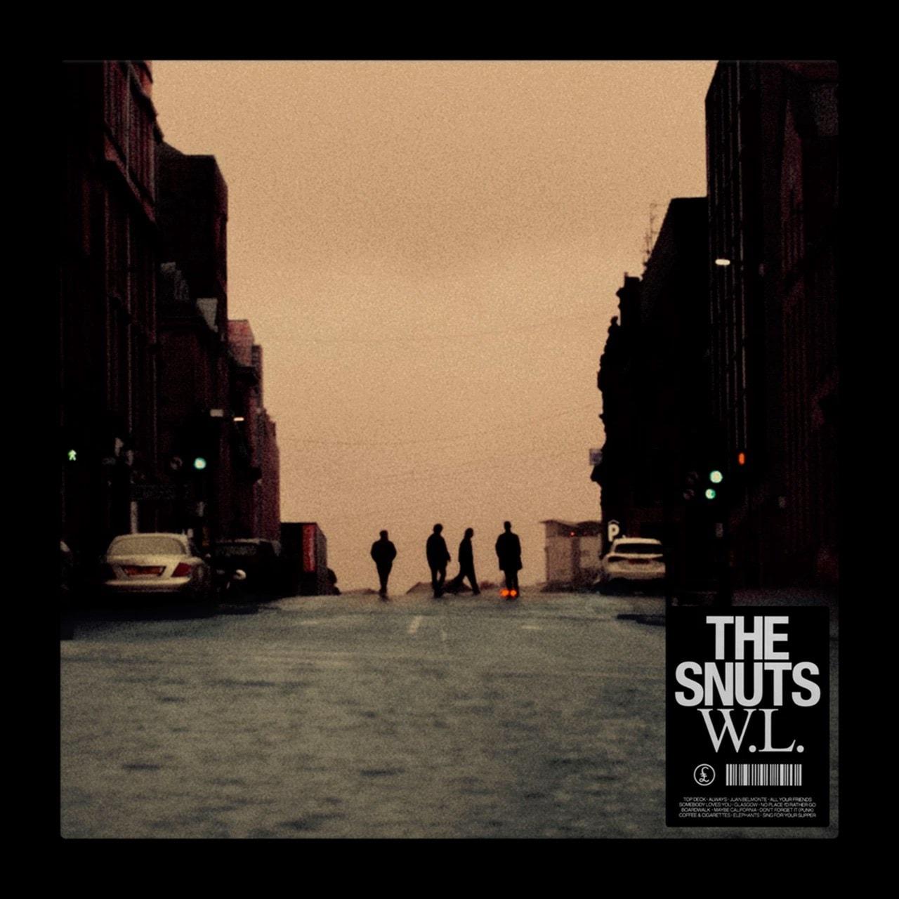 The Snuts - W.L. - CD & Birmingham Event Entry - 1