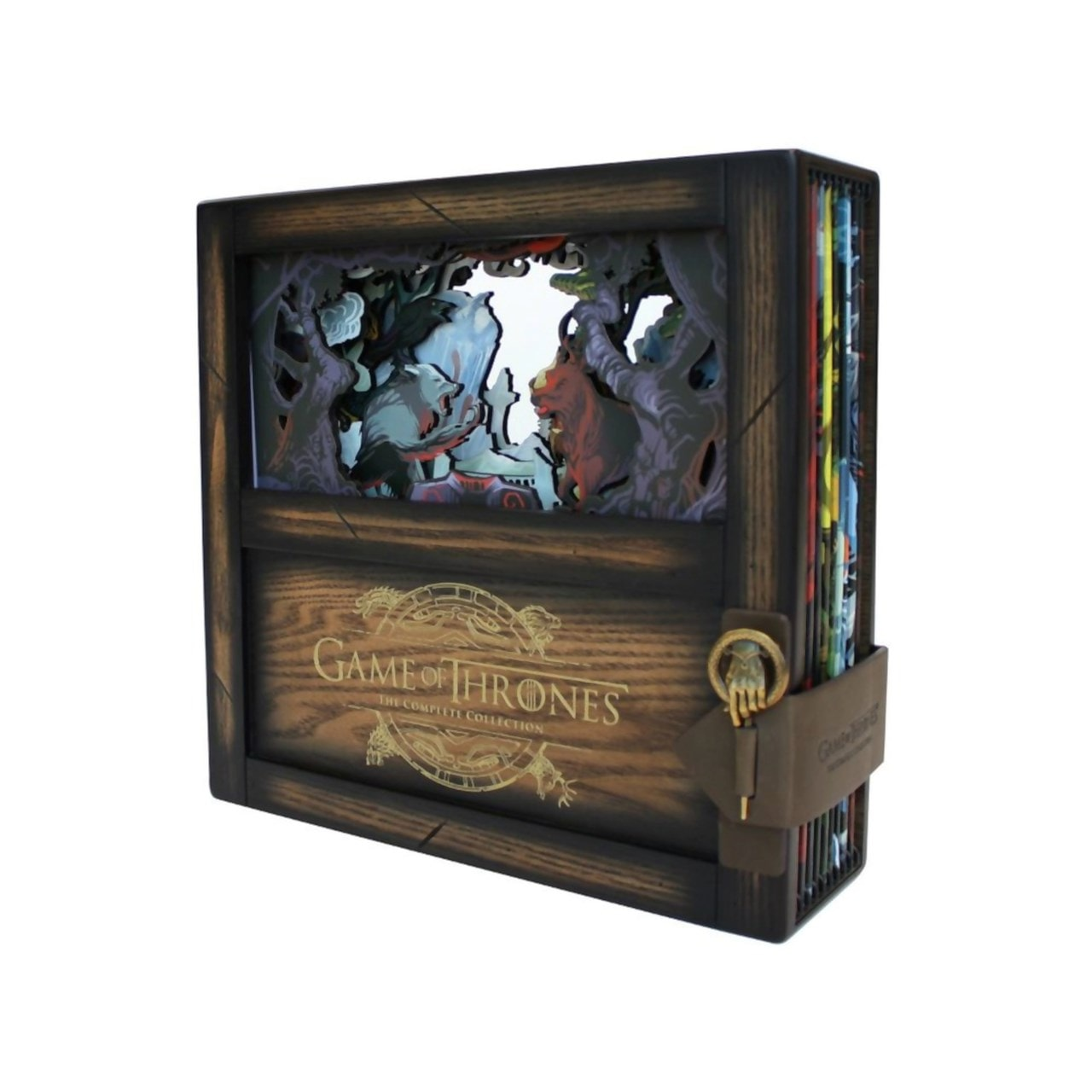 Game of Thrones: The Complete Series Limited Collector's Edition - 3
