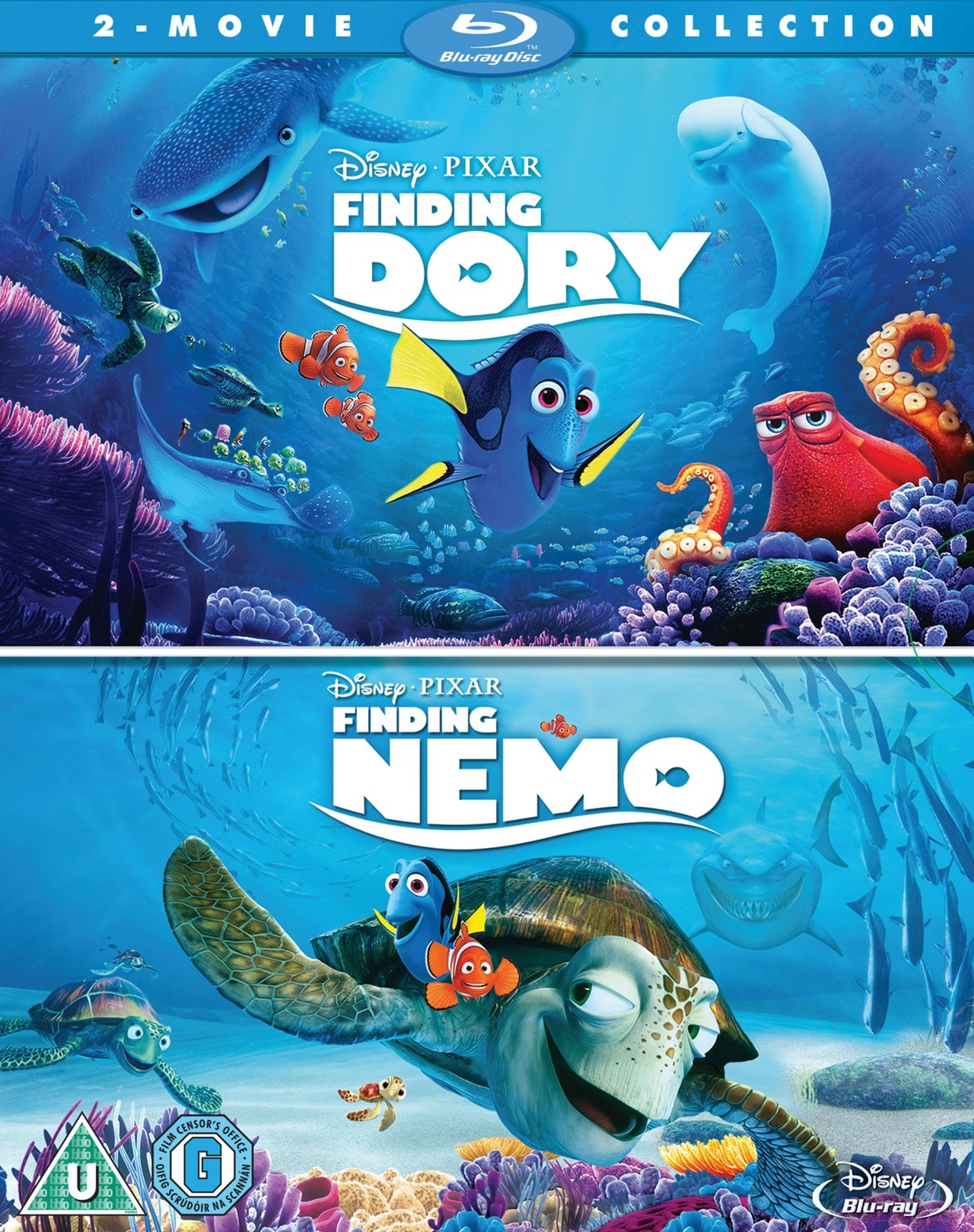 Finding Dory/Finding Nemo - 1