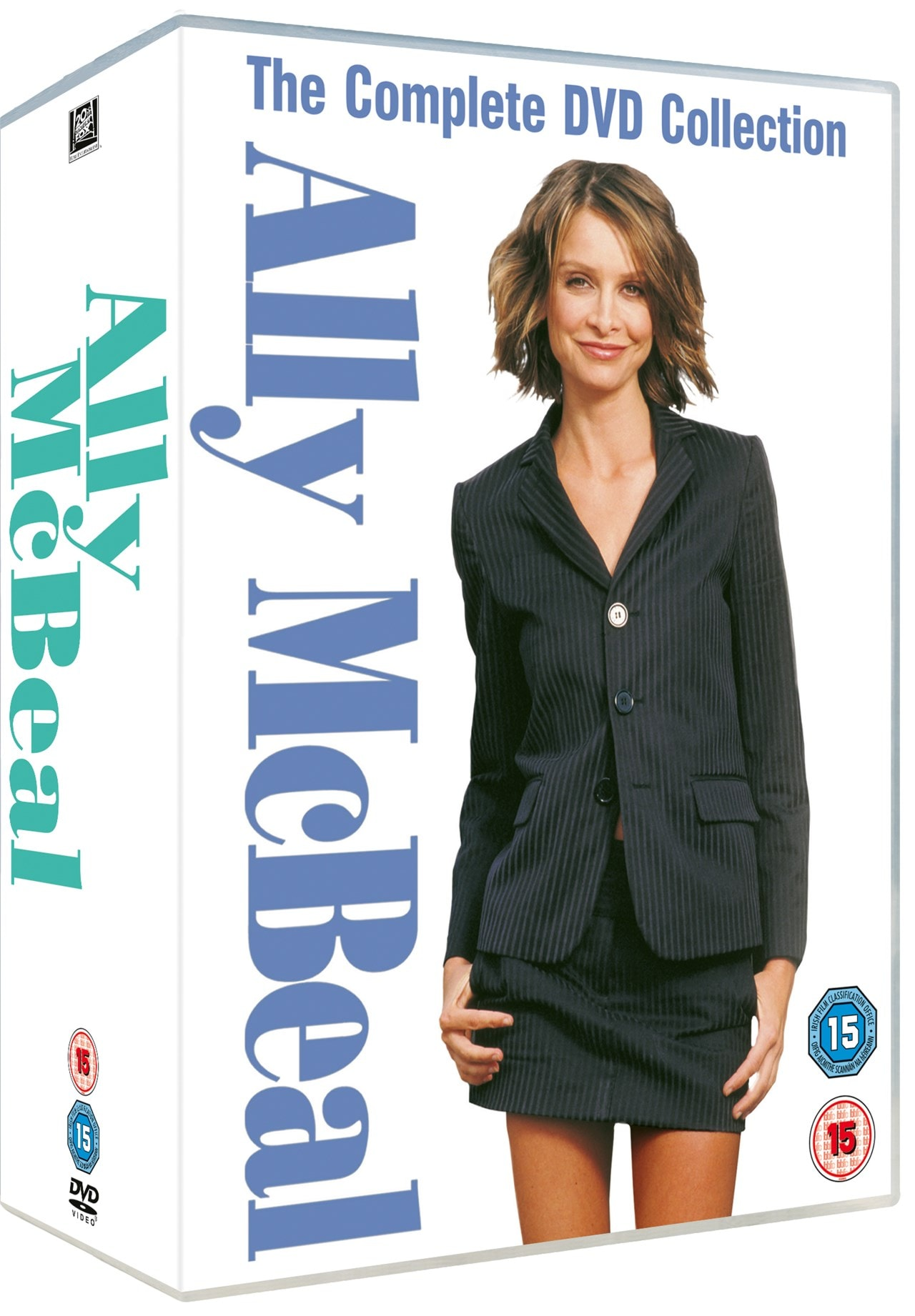 Ally McBeal: Complete Seasons 1-5 - 2