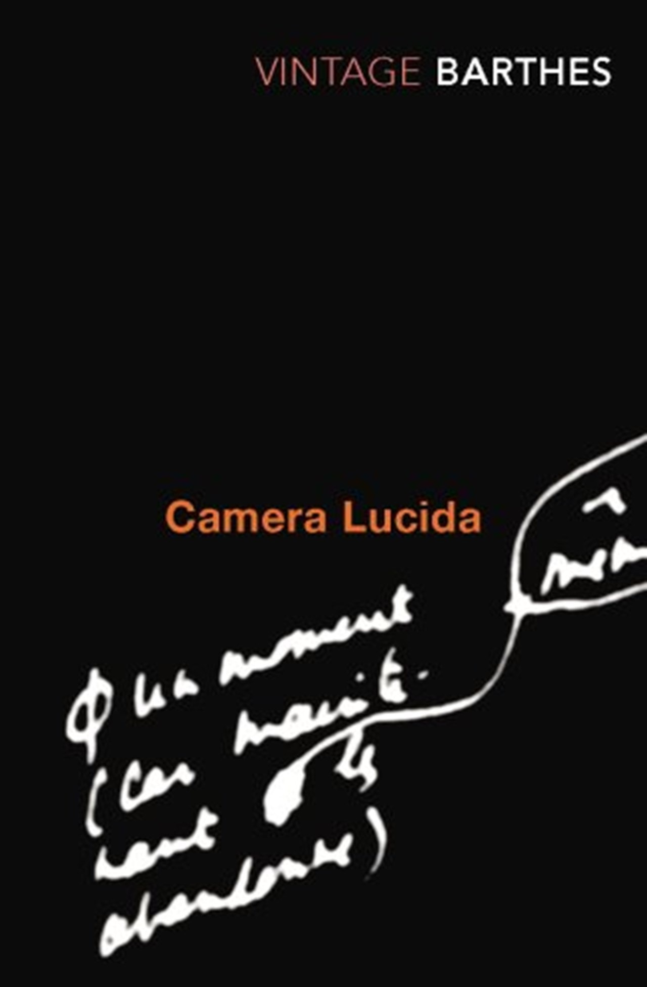 Camera Lucida: Reflections On Photography - 1