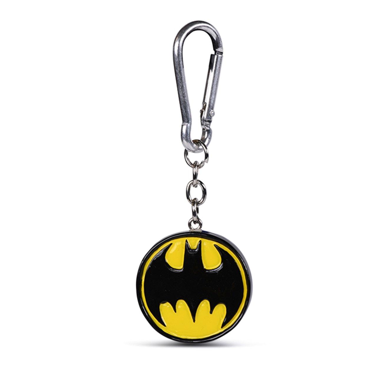 Batman Logo 3D Keychain - 1