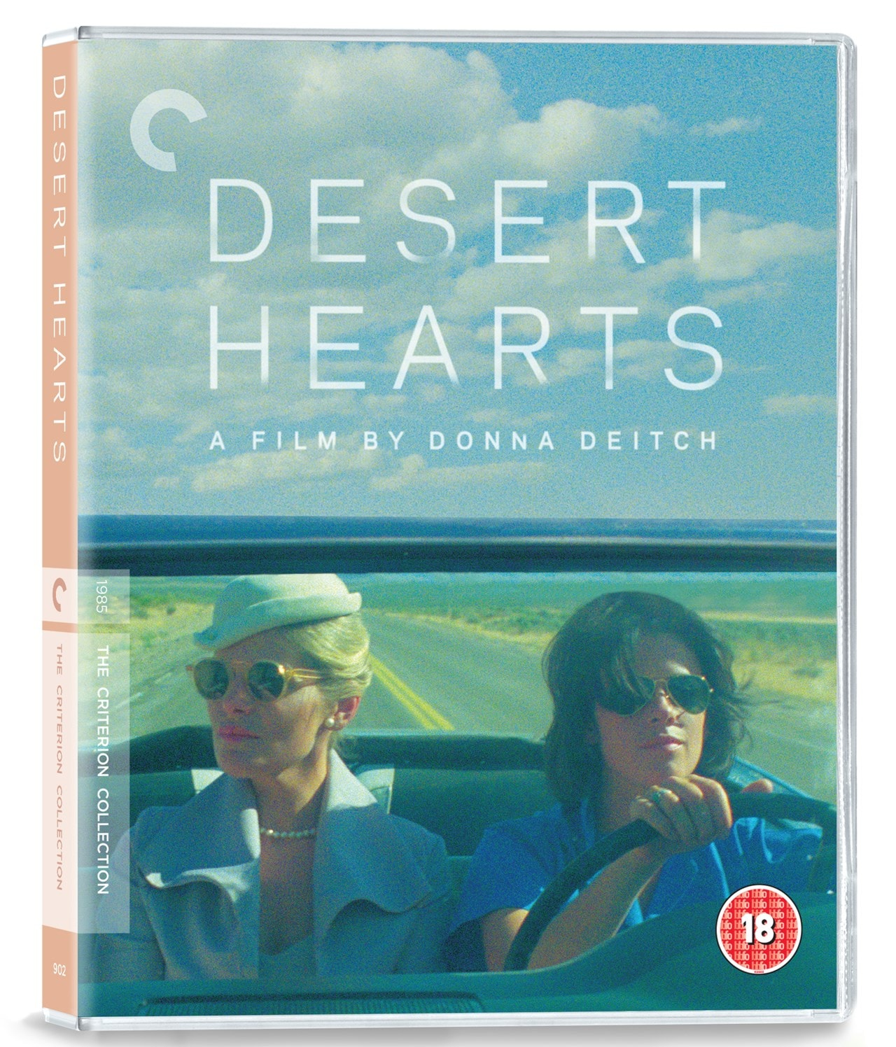 Desert Hearts - The Criterion Collection - 2