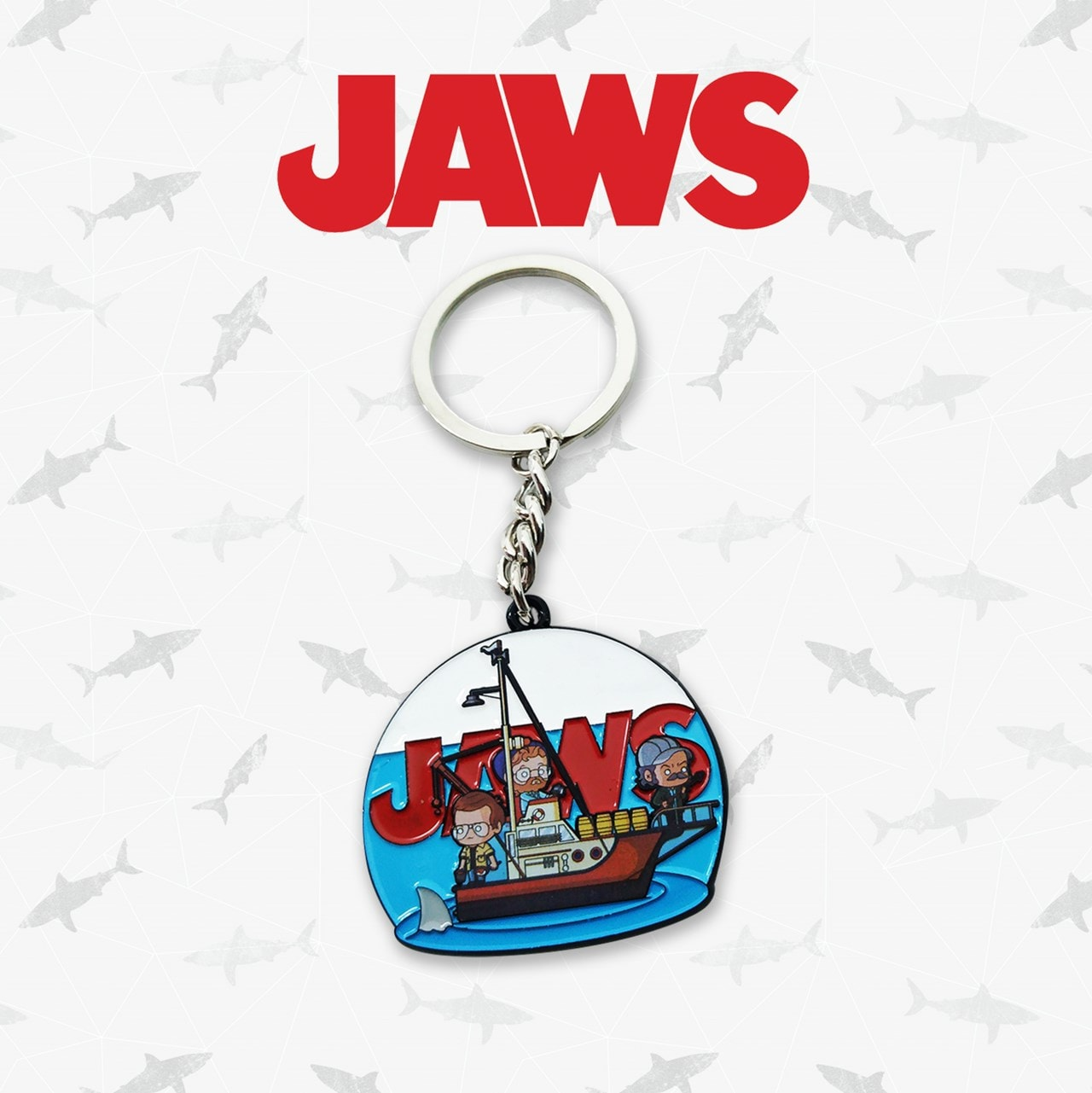 Jaws: Limited Edition Keyring - 1