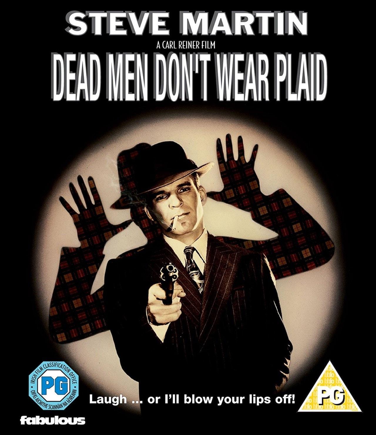 Dead Men Don't Wear Plaid - 1