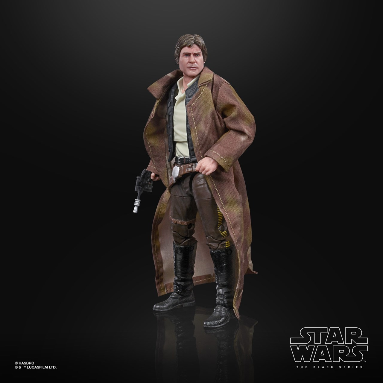 Han Solo: Episode 6: The Black Series: Star Wars Action Figure - 2